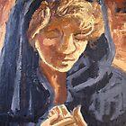 In Mourning by Roza Ganser