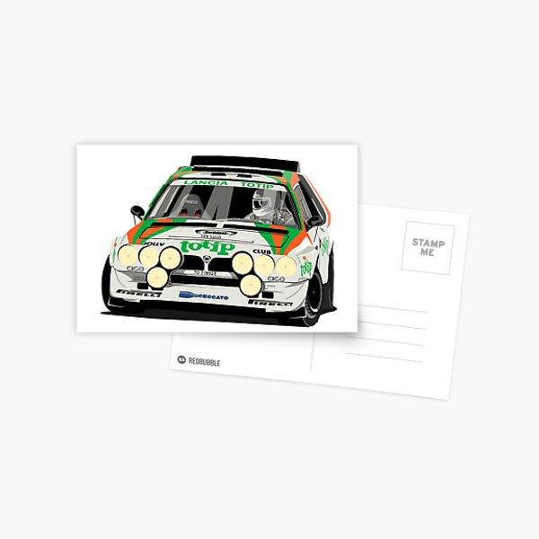 Lancia Delta S4 Totip Postal