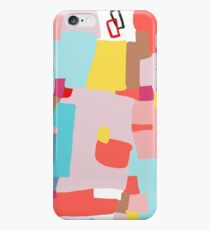 Windows of Possibility #abstractart #painting iPhone 6 Case