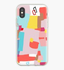 Windows of Possibility #abstractart #painting iPhone Case
