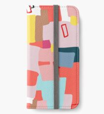 Windows of Possibility #abstractart #painting iPhone Wallet/Case/Skin