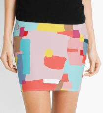 Windows of Possibility #abstractart #painting Mini Skirt