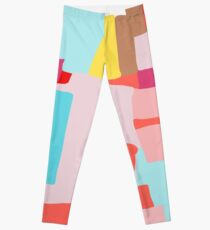 Windows of Possibility #abstractart #painting Leggings