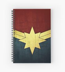 Higher Further Faster More Spiral Notebook