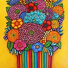 Celebration Bouquet by LisaLorenz
