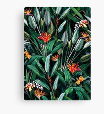 Midnight Garden V Canvas Print