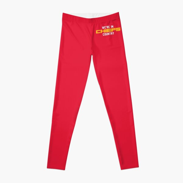 CHIEFS country Leggings
