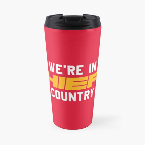 CHIEFS country Travel Mug