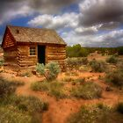 Morrell Line Cabin by Kathy Weaver