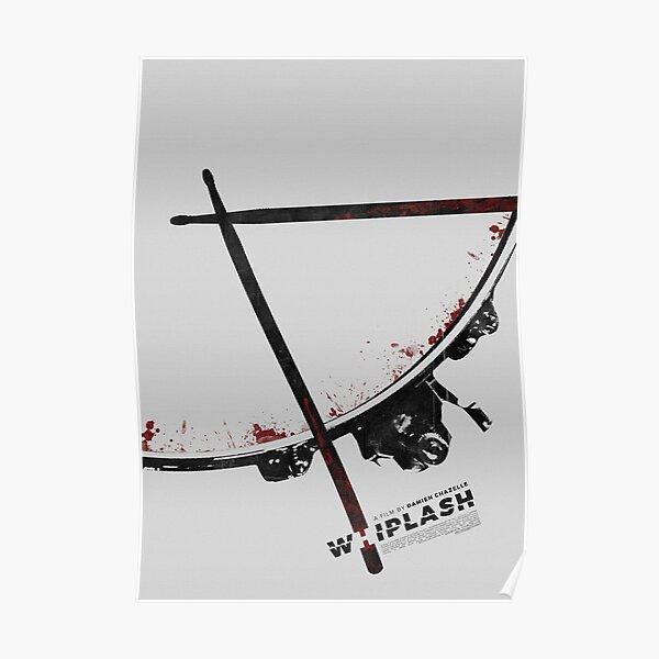 Affiche d'art de fan de coup du lapin Poster
