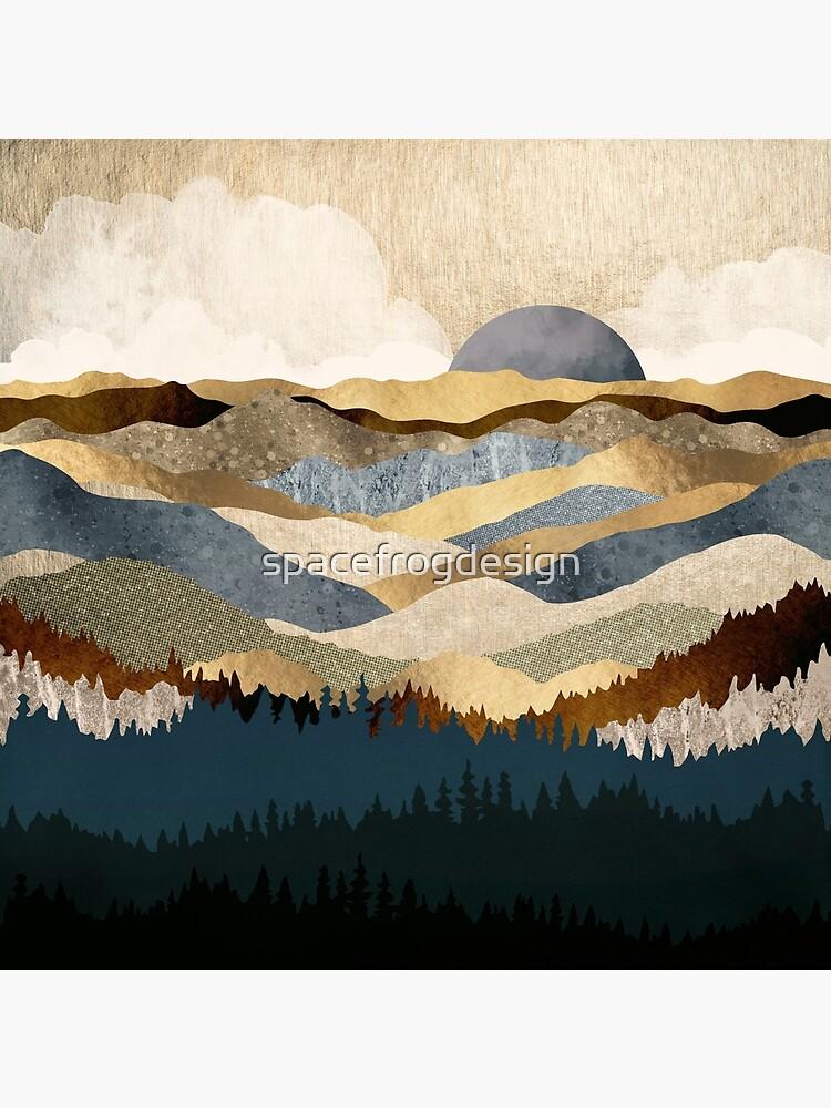 Golden Vista by spacefrogdesign