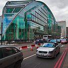The Waspish Lloyds Bank Building London UK by DonDavisUK