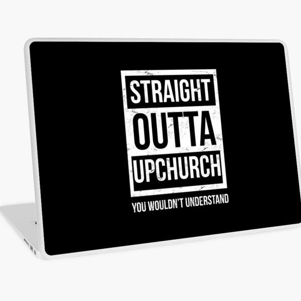 Upchurch Laptop Skins Redbubble