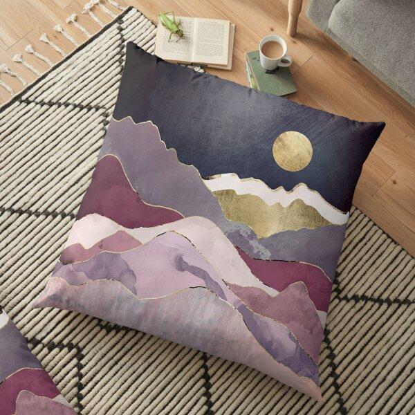 Raspberry Dream Floor Pillow