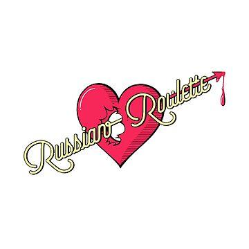 Red Velvet - Russian Roulette  by Hilaarya