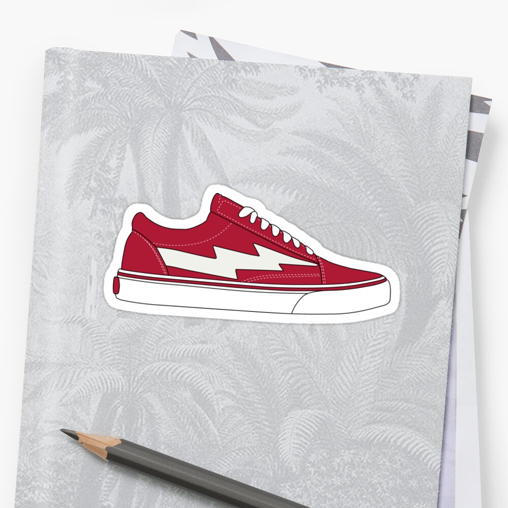 Revenge x Storm Red | Sticker
