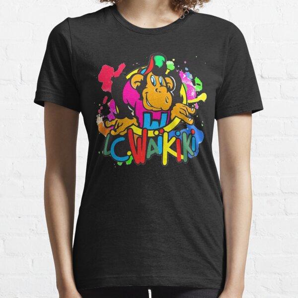 Colorful Waikiki Essential T-Shirt