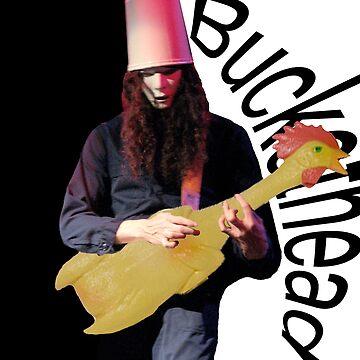 Buckethead by Lani-chu