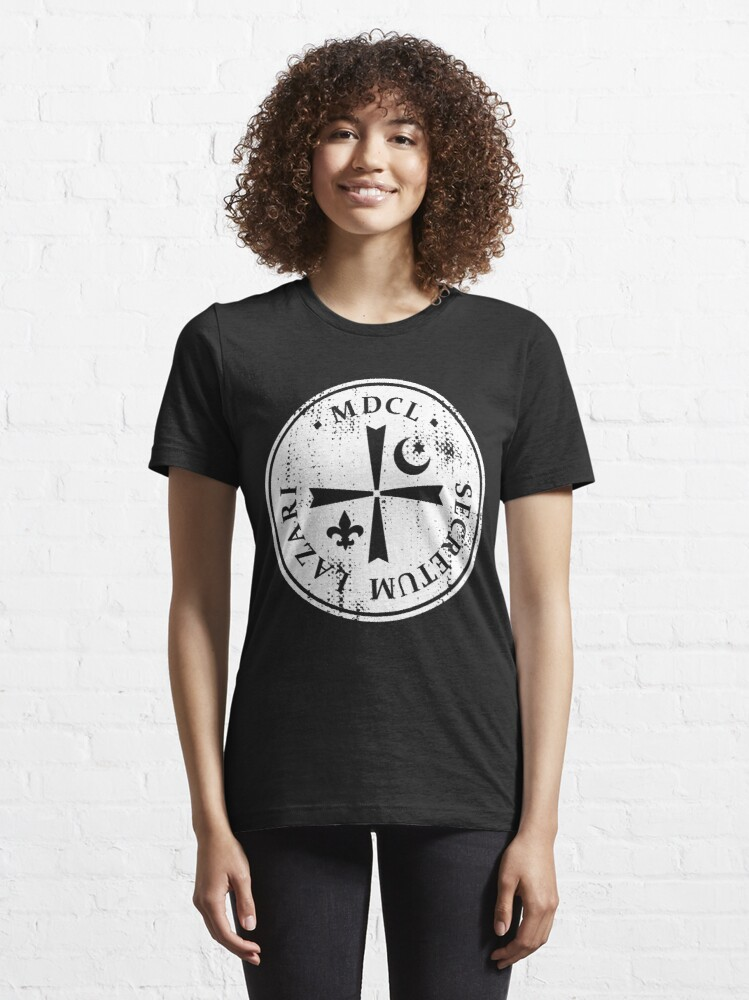 Alternate view of Knights Of Lazarus Discovery Of Witches Essential T-Shirt