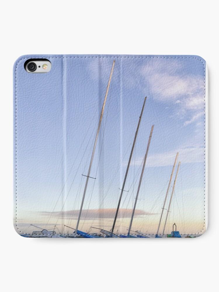 Alternative Ansicht von Whitstable Kent iPhone Flip-Case