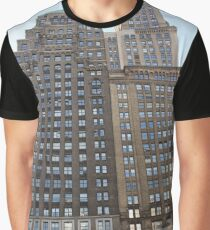 #famous #place, #international #landmark, #Apple Store, New York City, USA, american culture, architecture, city, skyscraper, office, modern, sky, business, cityscape, tower Graphic T-Shirt