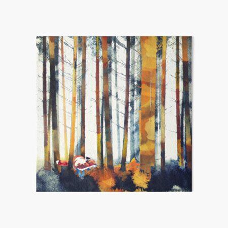 Autumn Hunt Art Board Print