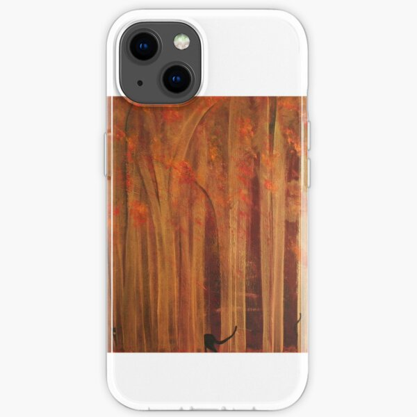 The Forest  iPhone Soft Case