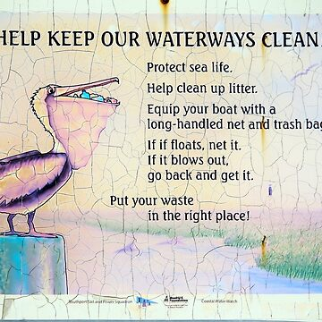 Protect Our Waterways by Cynthia48