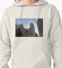 #architecture, #city, outdoors, office, #sky, #skyscraper, business, finance, #tower Pullover Hoodie