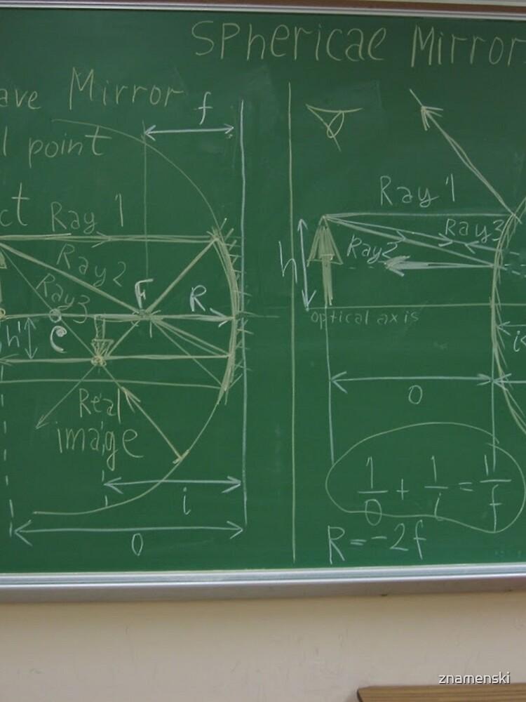 #Classroom, #Physics, #Mathematics, #education, writing, #handwriting, formula, algebra, learning, studying, university by znamenski