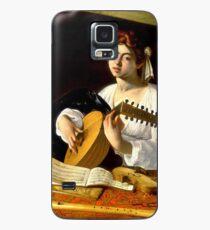 Michelangelo da Caravaggio - The Lute Player Case/Skin for Samsung Galaxy