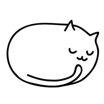 Cute Cat by ghjura