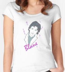 Pretty In Pink - Blane Women's Fitted Scoop T-Shirt