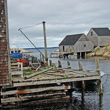 Peggy's Cove by alabca