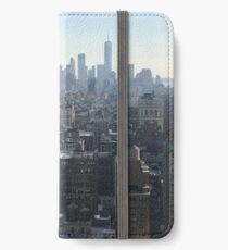 NYC Skyline2 iPhone Wallet/Case/Skin