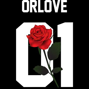 Cody Orlove - Rose by amandamedeiros