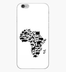 Tiere von Afrika iPhone-Hülle & Cover