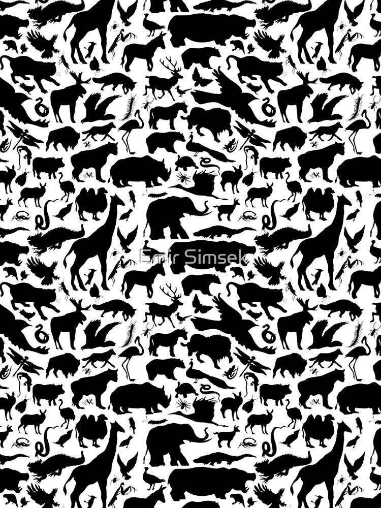 Animals of Africa by emirsimsek