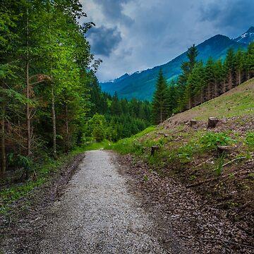 Hinterstoder, Austria by PeterCseke