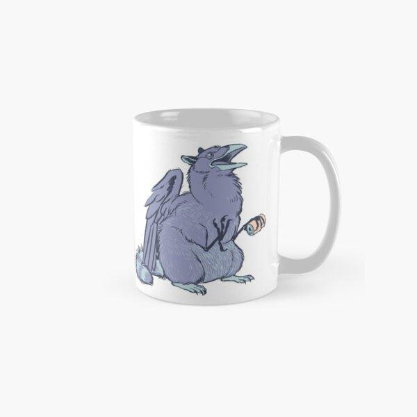Trash Gryphons: Crow Raccoon Classic Mug