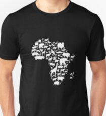 Animals of Africa T-Shirt