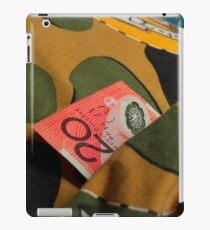 Money Never Sleeps ? iPad Case/Skin