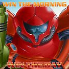 Samus / Metroid Morgen Motivation von 7hunters