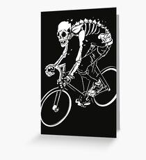 fixie Greeting Card