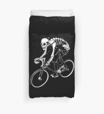 fixie Duvet Cover
