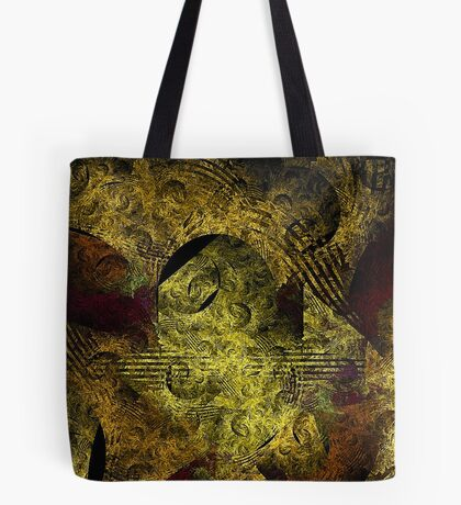 Music in the Wind Tote Bag
