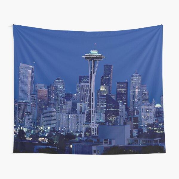 Seattle Washington Tapestry