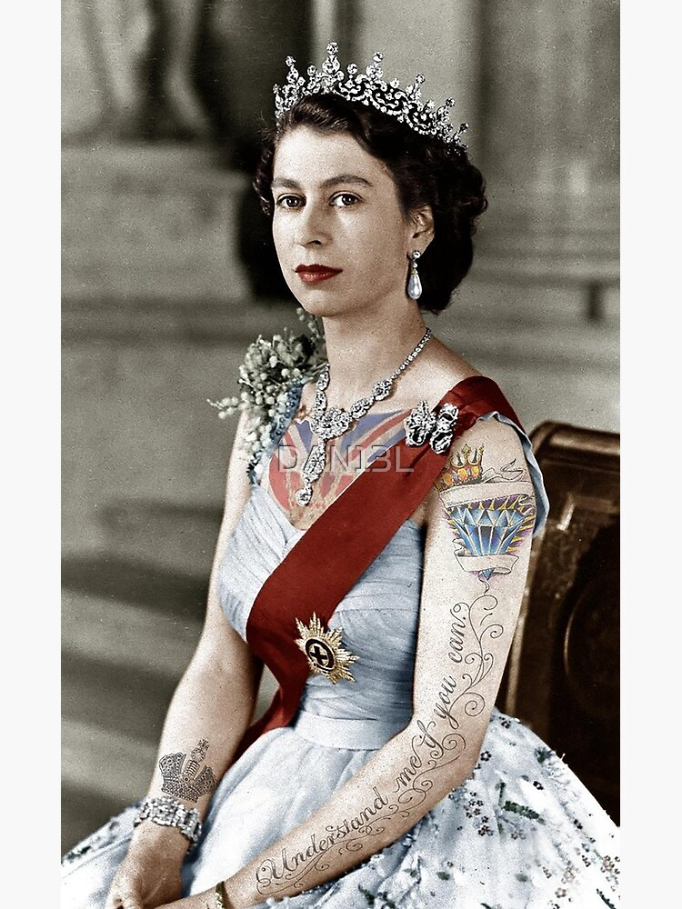 Tattoo Queen by DAN13L