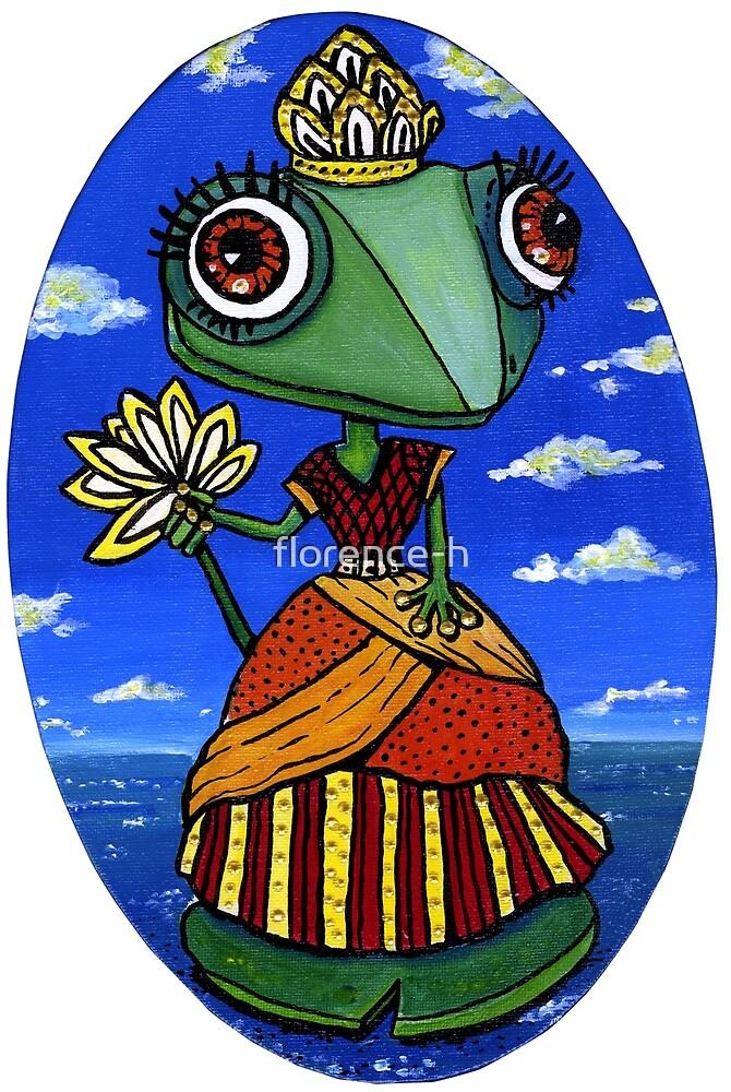 « Jolie princesse grenouille » par florence-h
