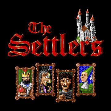 Gaming [Amiga] - The Settlers by ccorkin
